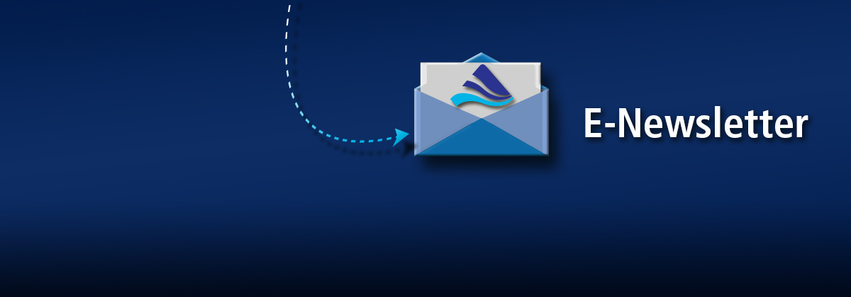 Sign up for our E-Newsletters!