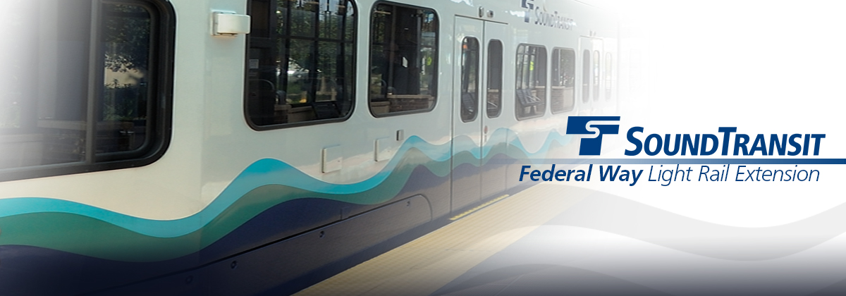 Sound Transit Federal Way Link Extension Information